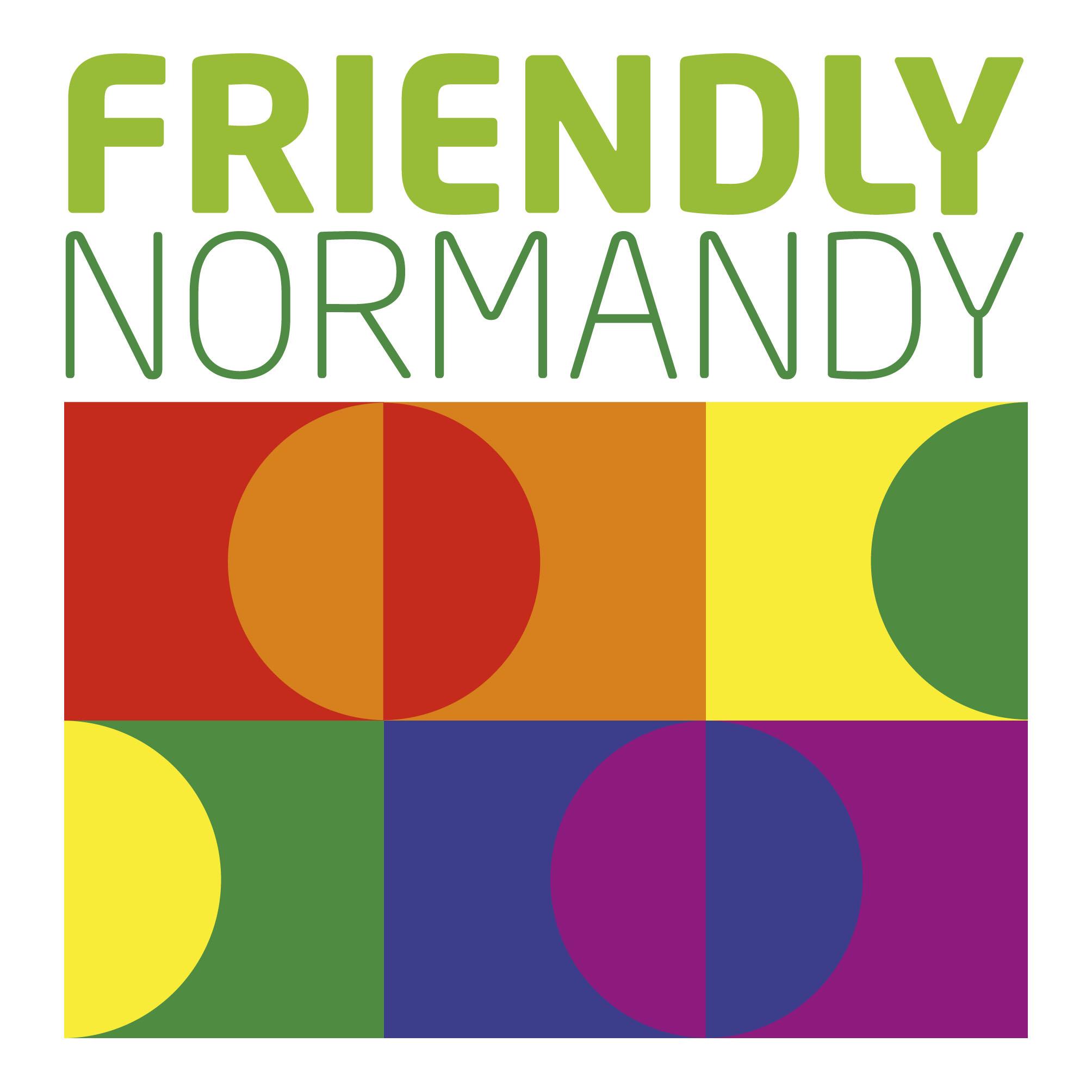 Logo Centre LGBT de Normandie