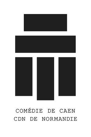 Logo Comédie de Caen - CDN de Normandie