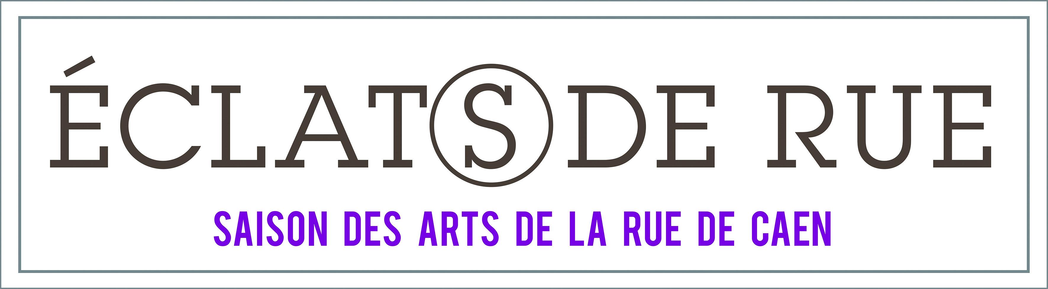 Logo Festival Eclat(s) de rue