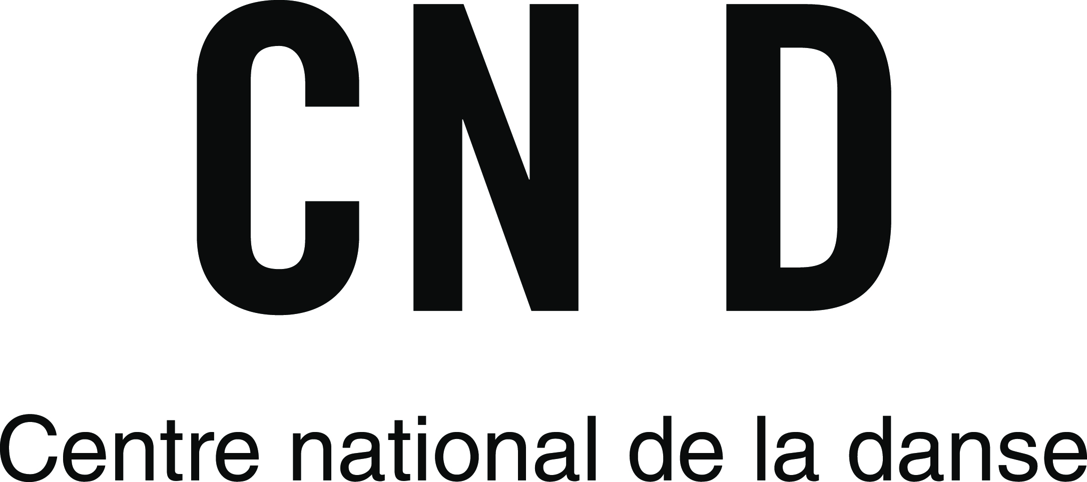 Logo CN D - Centre National de la Danse