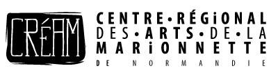 Logo CRéAM - Center Régional des Arts de la Marionnette