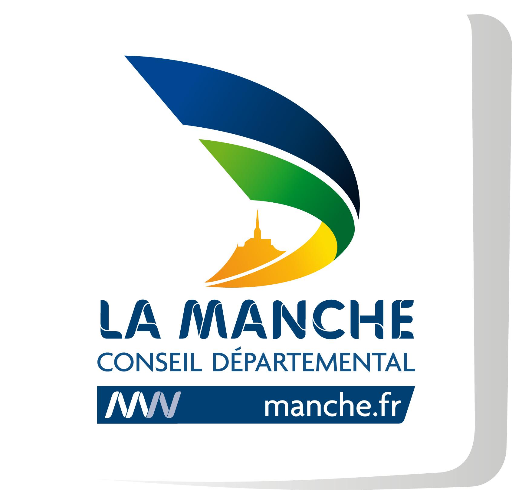 Logo Département de la Manche