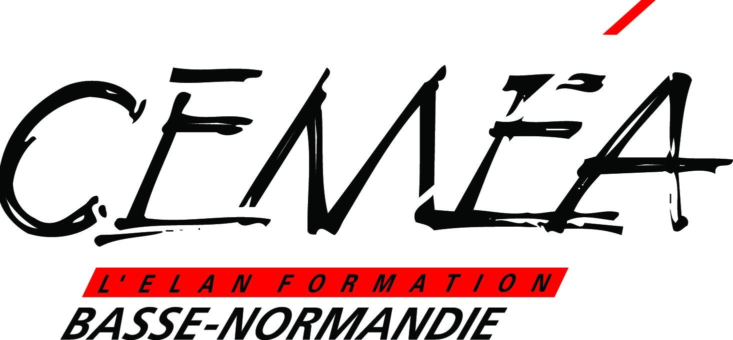 Logo CEMEA de Basse Normandie