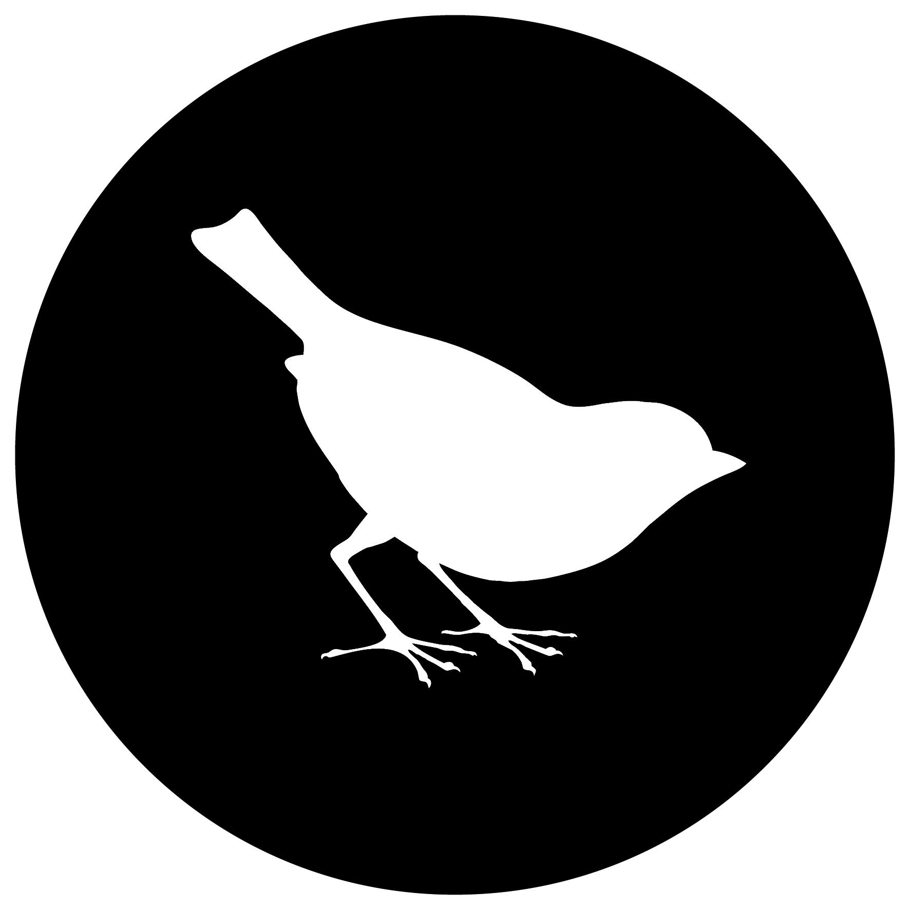 Logo l'oiseau