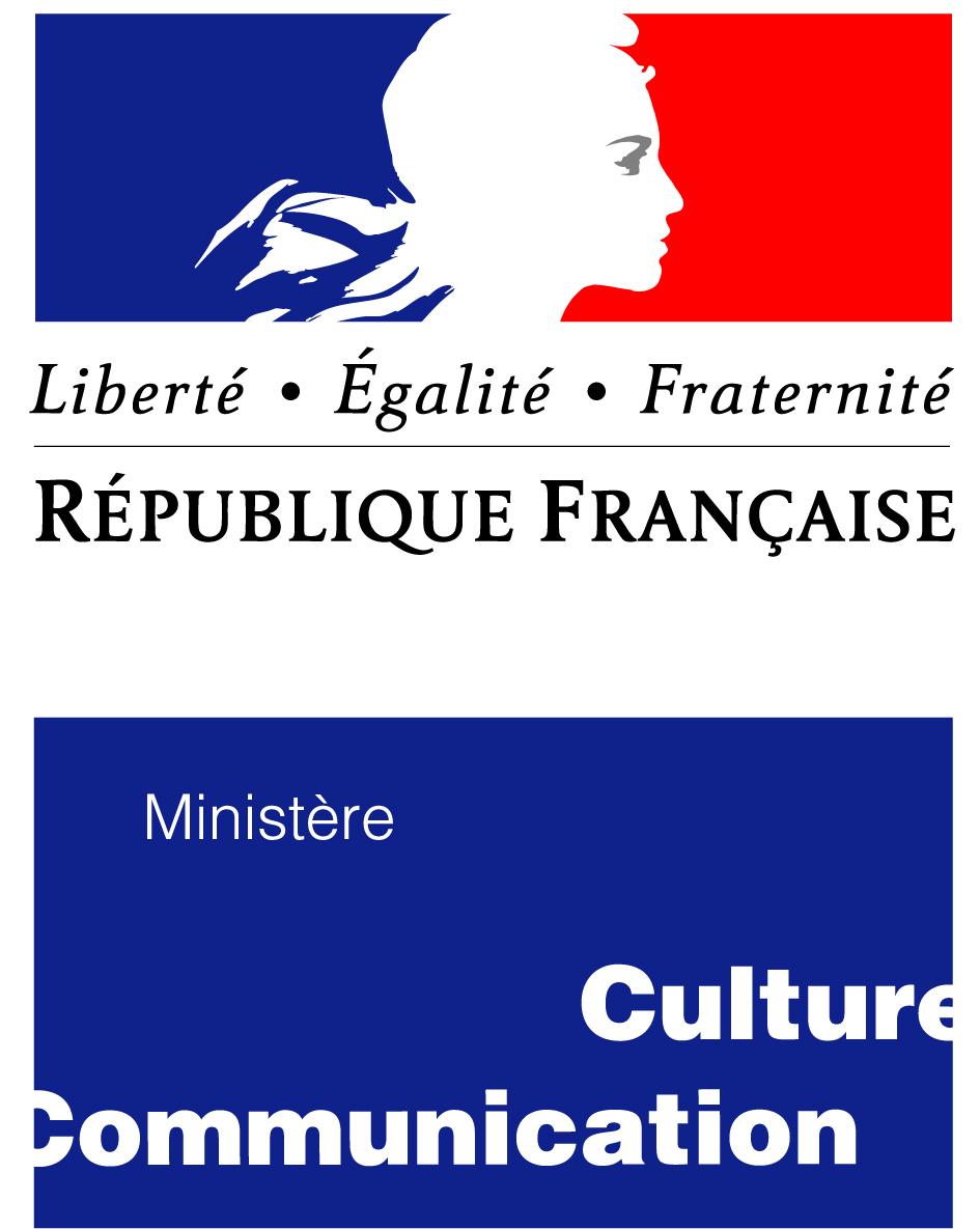 Logo Ministère de la Culture et de la Communication - DRAC Normandie