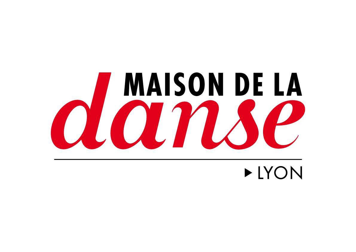 Logo Maison de la Danse / Lyon