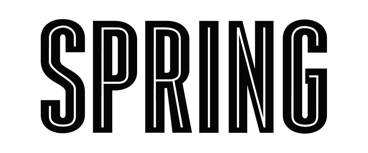 Logo SPRING - Festival des nouvelles formes de cirque en Normandie