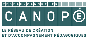 Logo Réseau Canopé