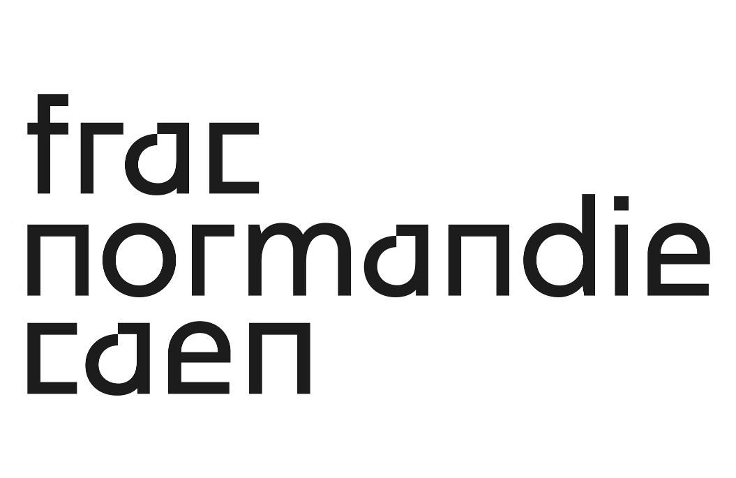 Logo FRAC Normandie Caen