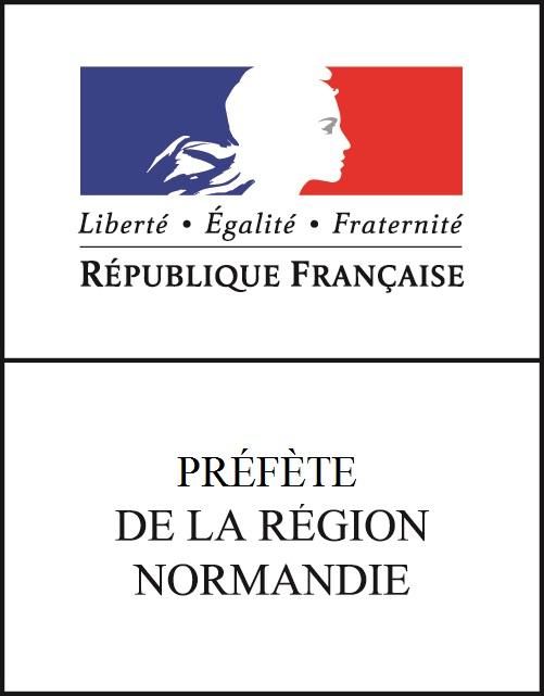 Logo Préfecture de Normandie