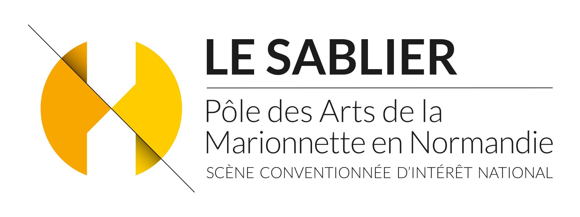 Logo Le Sablier, Ifs