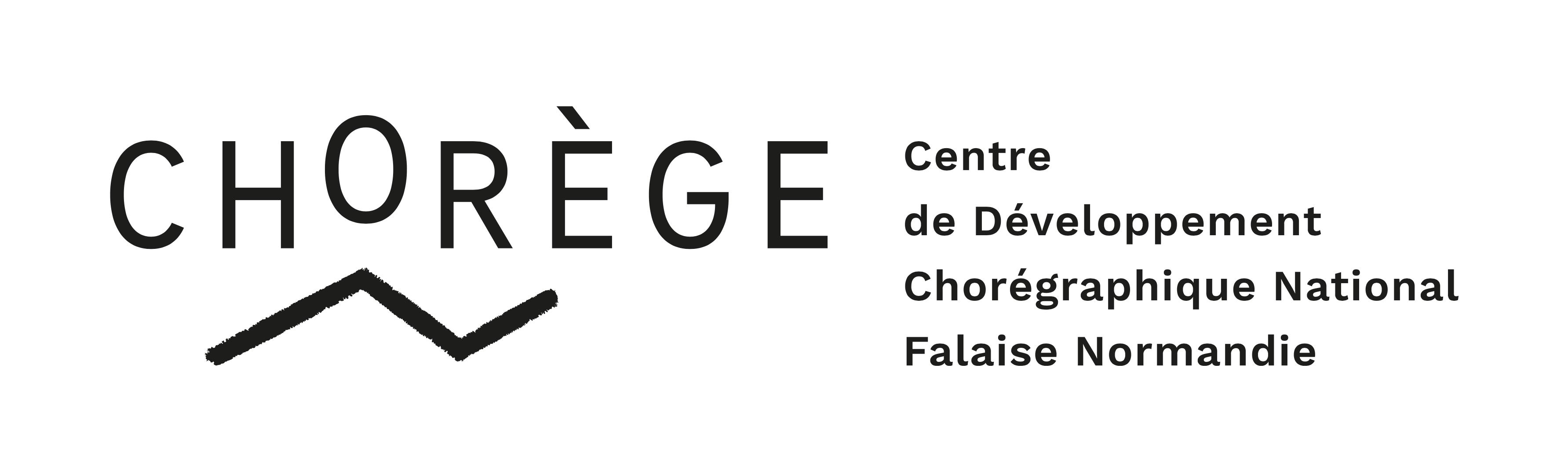 Logo Chorège CDCN Falaise Normandie